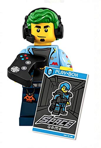 LEGO Minifigures Series 19 Video Game Competition