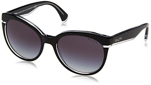 Ralph Lauren Ralph by Damen 0RA5238 169511 55 Sonnenbrille, Black Crystal/Greygradient,
