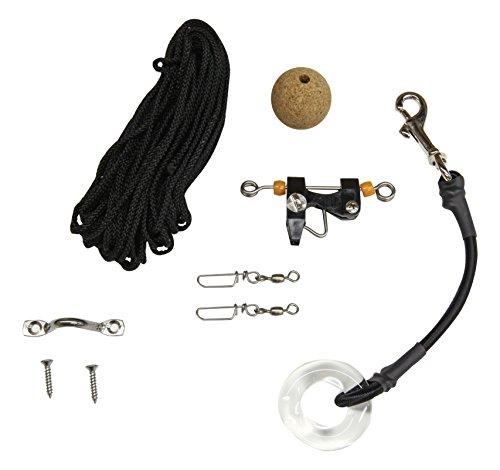 Tigress 88610 Zentrale Rigging Kit für Big Game Drachen Angeln wie Haie, Wahoo, Mahi Mahi, Thunfisch oder Segelfisch -