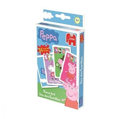 Jumbo - 617916 - Peppa Jeu De Cartes