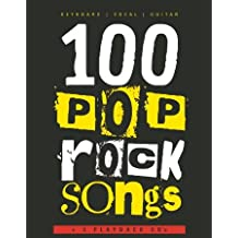 100 canciones Pop-Rock (+ 5 CD + memoria USB), piano,