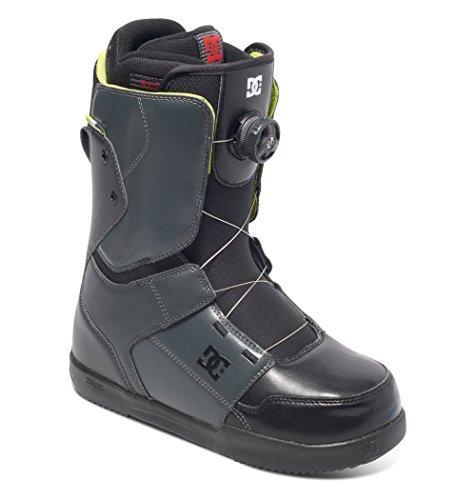 DC Herren Scout Snowboardboots, Dark Shadow, 43