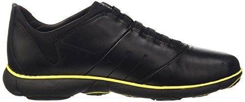 Nebula Herren Sneakers Schwarz blackc9999 F U Geox RAxEwqUaq