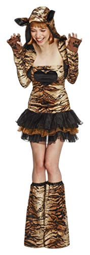 Fever Costume Tigre Donna Sexy Fancy Dress