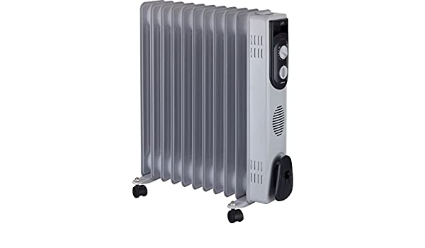 Jata R111 - Oil Filled Radiator with 11 Heating Elements ...