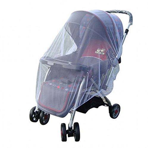Moskitonetz. Baby Infant Insekt Netz für Kinderwagen, Buggies, Baby Autositze, Moses Korb, Kinderwagen und Reisebetten