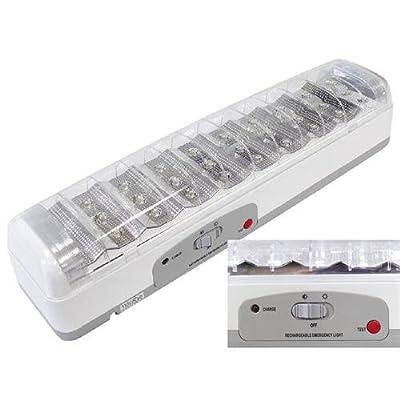 """Notleuchte """"Secure-30 LED"""" von Chilitec - Lampenhans.de"""