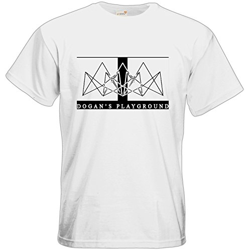 getshirts - TasteofGames - T-Shirt - DogansPlayground Motiv White