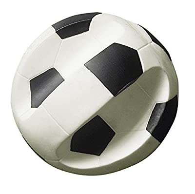 Gor Pets Vinyl Super Soccer Squeaky Ball Toy for Dogs