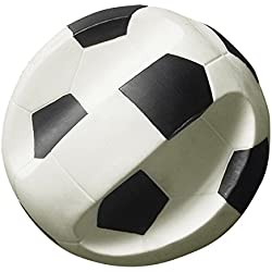 Gor mascotas vinilo Super Soccer Squeaky pelota de juguete para perros