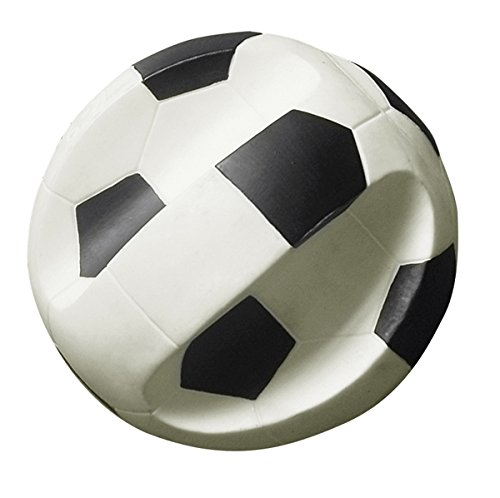 Gor Mascotas Vinilo Super Soccer Squeaky Pelota de Juguete...