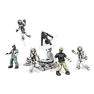 Mattel Mega Bloks DMT52 – Konstruktionsspielzeug, Call of Duty Zombies Moon Mob