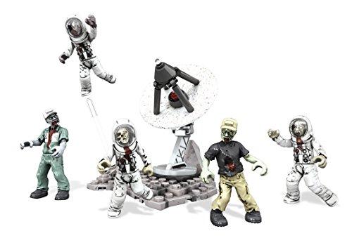 Mega Bloks - Horda de zombies en la luna, call of duty,  juego de cons