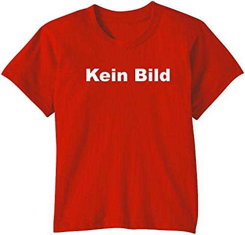 Touchlines Kinder T-Shirt KEIN Bild, red, 152/164, KID181