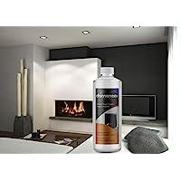 Caja 12 Botellas de 1 litro Bioetanol 96% origen Vegetal para chimeneas