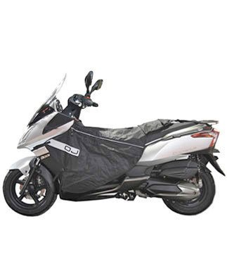 OJ Pro Bein Nylon Wasserdicht Roller Bein Cover - Type 14 - To Fit A Kymco Downtown 125/300 und Super Dink 125