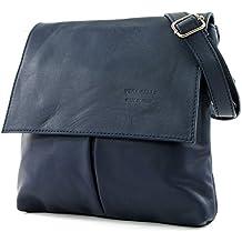 suchergebnis auf f r handtasche blau leder. Black Bedroom Furniture Sets. Home Design Ideas