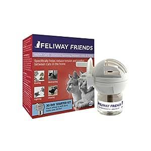 Ceva - Feliway Friends Difusor + Recambio 48 ml