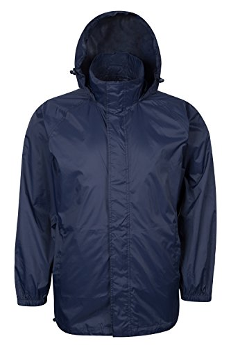 Parallel Mens PAKKA Jacket NAV M
