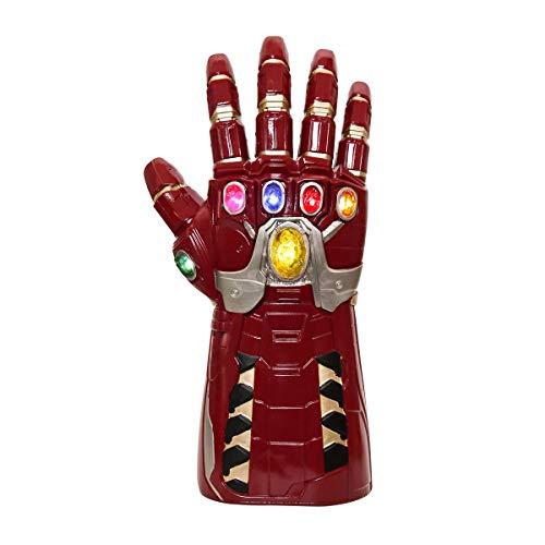 NUWIND Guante Iron Man Luz Infinito Gauntlet LED Vengadores