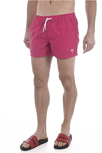 Guess Herren Badeshorts, pink, X-Large