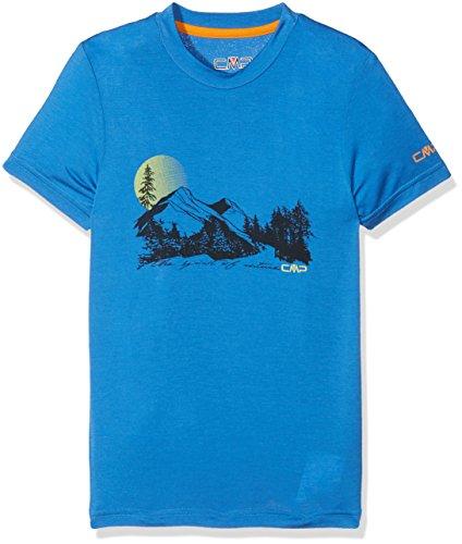 CMP, Shirt Kind XXL Saphirblau