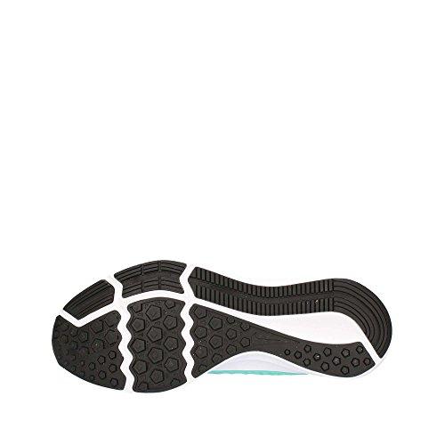 Nike 869972-301 Sneakers Femme Bleu Clair