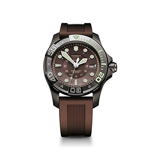 Victorinox Dive Master 500 V241562 Reloj para hombres 3 Años Garantía de Fabricación