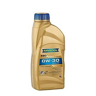 RAVENOL SSO SAE 0W-30 / 0W30 Vollsynthetisches Motoröl (1 Liter)
