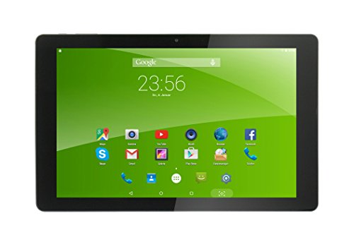 Xoro TelePAD 10A3 4G 25,7 cm (10,1 Zoll) Tablet-PC (ARM A53, 1GB RAM, 16GB SSD, Android) schwarz