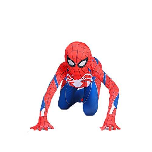 Superhelden Kinder Onesies - KOUYNHK 3D Spider Man Rächt Sich