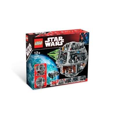 LEGO 10188 Todesstern (Prinzessin Leia Und Han Solo Kostüm)