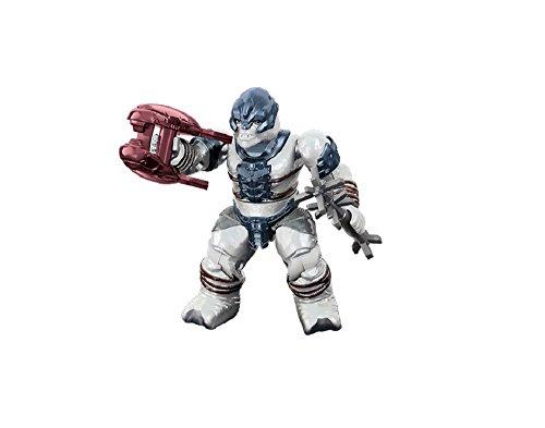 Mega Bloks Mattel Halo Covenant Brute Minor Figur dark blue Minfigur