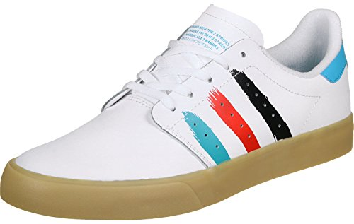 Adidas Seeley Court Bianco Blu Energia Bianca