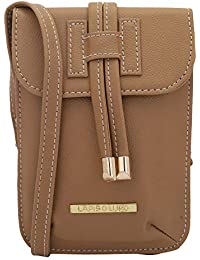 Lapis O Lupo Sultry Soot Women Sling Bag (Beige)