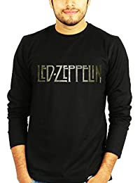 Led Zeppelin Full Sleeves Tshirt - Band Tshirts by The Banyan Tee ™