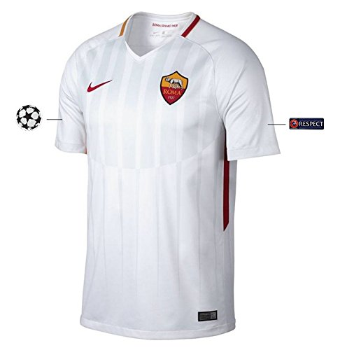 Trikot Herren AS Rom 2017-2018 Away UCL (XL)