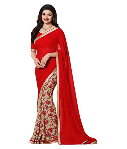 SAREES (Macube Women's Clothing Sarees for women latest Color Sarees collection in...