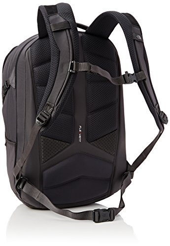 The North Face Unisex Rucksack Surge Grey Heather/TNF Black