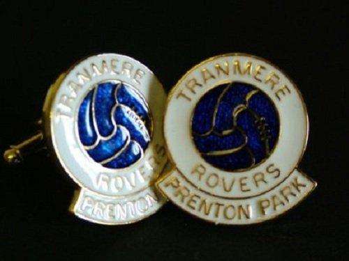 'Prenton Park'Tranmere Rovers FC Manschettenknöpfe -