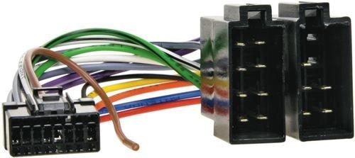PIONEER Autoradio Anschlusskabel Buchse 16pol. 20x10mm Adapter Kabel