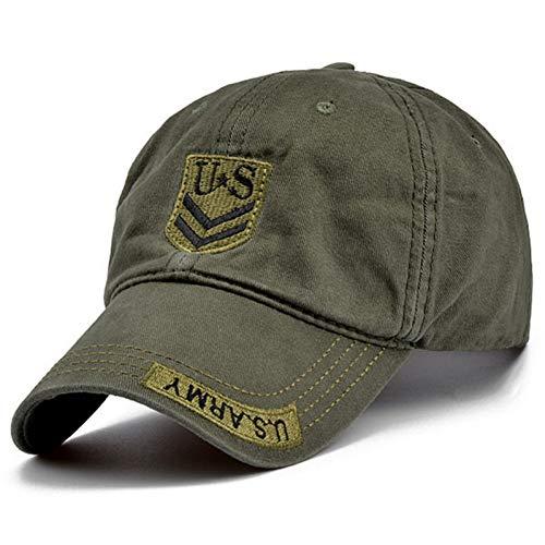 KAIMAO Baseballmütze Us Army Cap Camo Mens Baseballmütze Tactical Cap Mens Hüte Und Mützen Militar Für Erwachsene Armeegrün Camo Vintage Cap