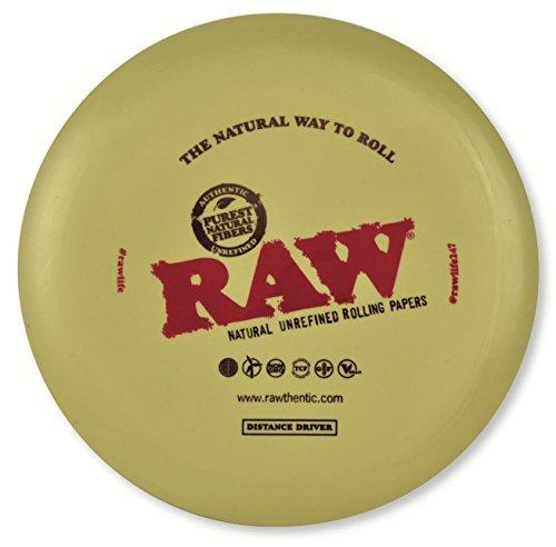 Raw Natur Zigarettenpapier-Disc-Golf Entfernung Treiber