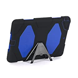 Ridiculously over-engineered? Or the perfect case for your iPad no matter where you're headed? We think it's a little bit of both. Designed and tested to meet or exceed US Department of Defense Standard 810F, Griffin's Survivor Extreme-Duty Case is d...