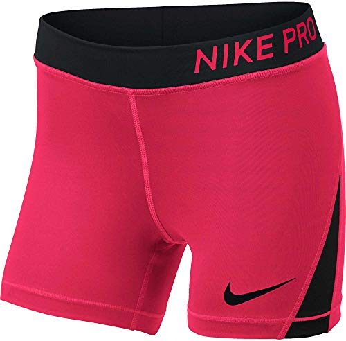 Nike Pro Older Kinder (Mädchen), ca. 10 cm Trainingshose - Bronze - XS - Bronze-lüfter
