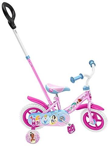 """Stamp - C899023cf - Vélo Avec Barre Directionnelle - Princess Disney - 10"""""""