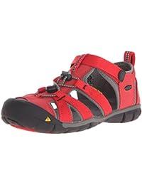 Keen Seacamp II CNX - Zapatillas de senderismo Unisex Niños