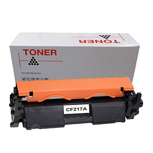 DOREE Compatible de Toner CF217 (17A) para HP LaserJet Pro M102a M102w; HP LaserJet Pro MFP M130nw M130fw M130fn M130a, Negro, 1-Pack