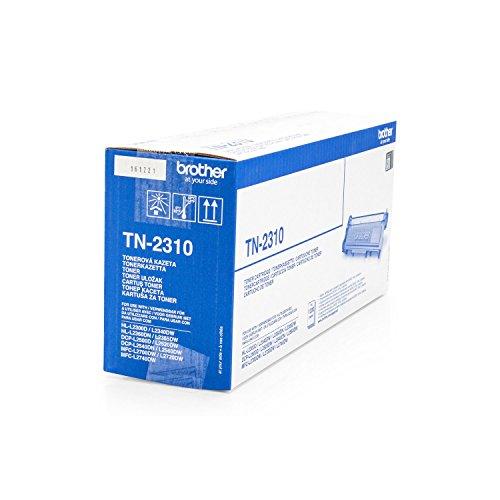 Preisvergleich Produktbild Brother Toner TN-2310 original TN2310 Lasertoner schwarz TN 2310