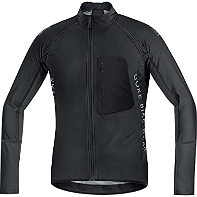 GORE BIKE WEAR 2 in 1 Herren Soft Shell Mountainbike-Jacke, Abnehmbare Ärmel, GORE WINDSTOPPER, ALP-X PRO WS SO,